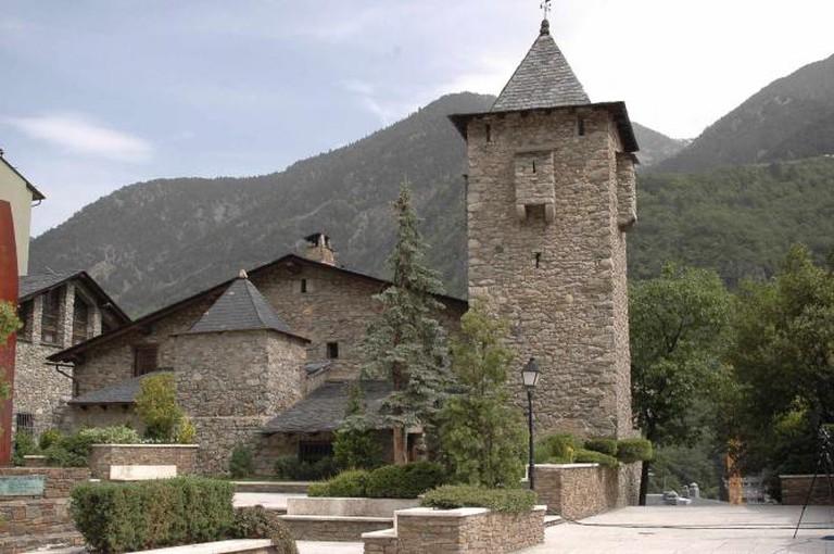 Casa de la Vall | © Enfo/WikiCommons