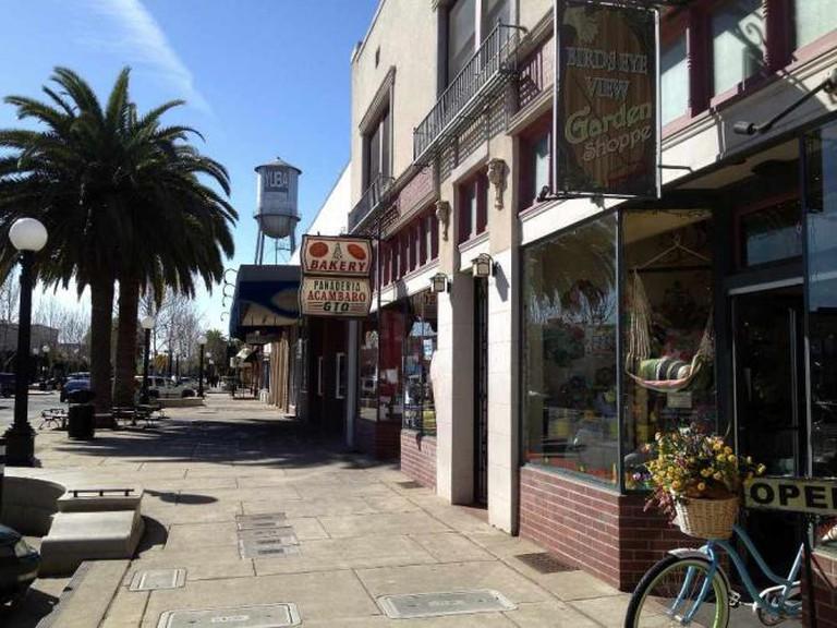 Downtown Yuba City, CA | © Ray Bouknight/Flickr