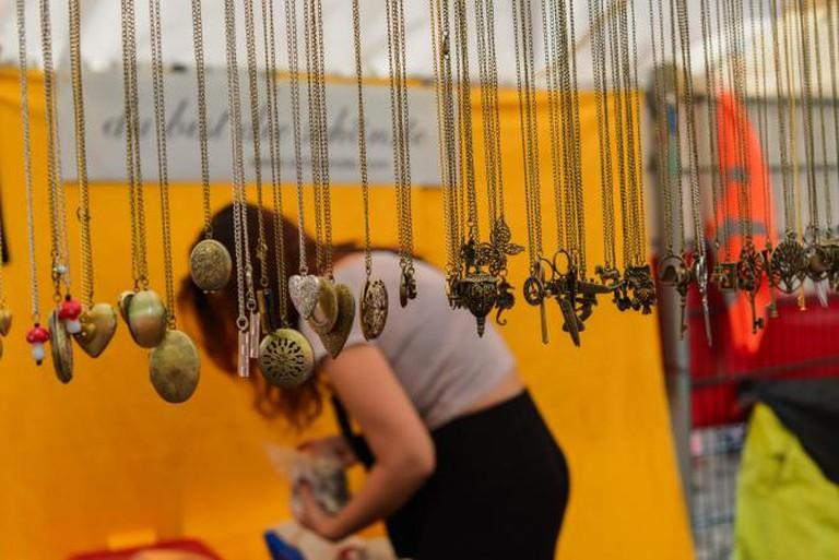 Mauerpark Flea Market | © Sarah Kabatt