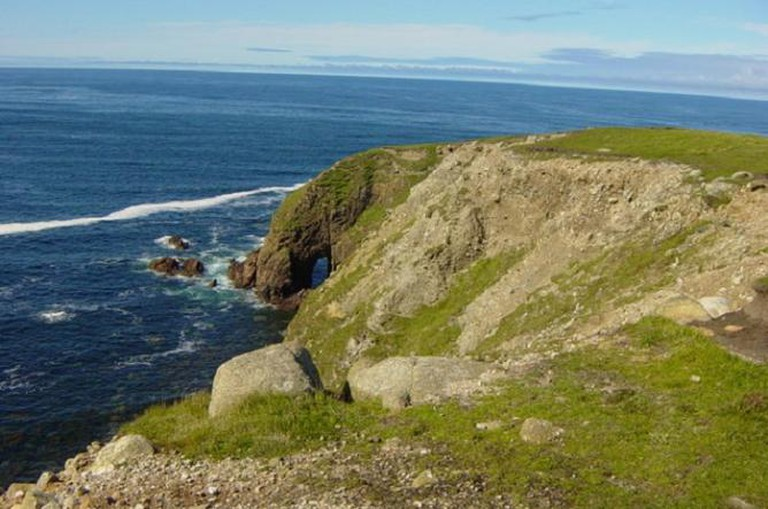 Rinardalliff Point - Rinn An Aird Dealfa - Knockfola Townland