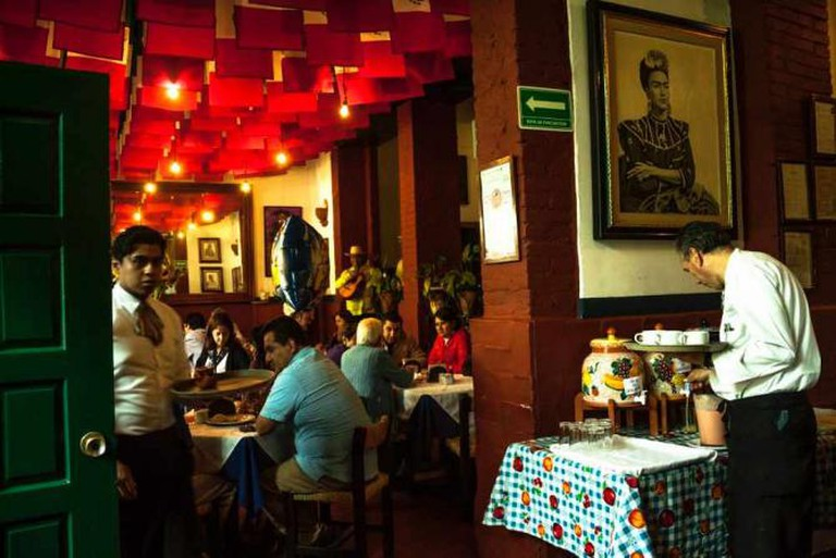 Fonda San Angel | Courtesy of Fonda San Angel