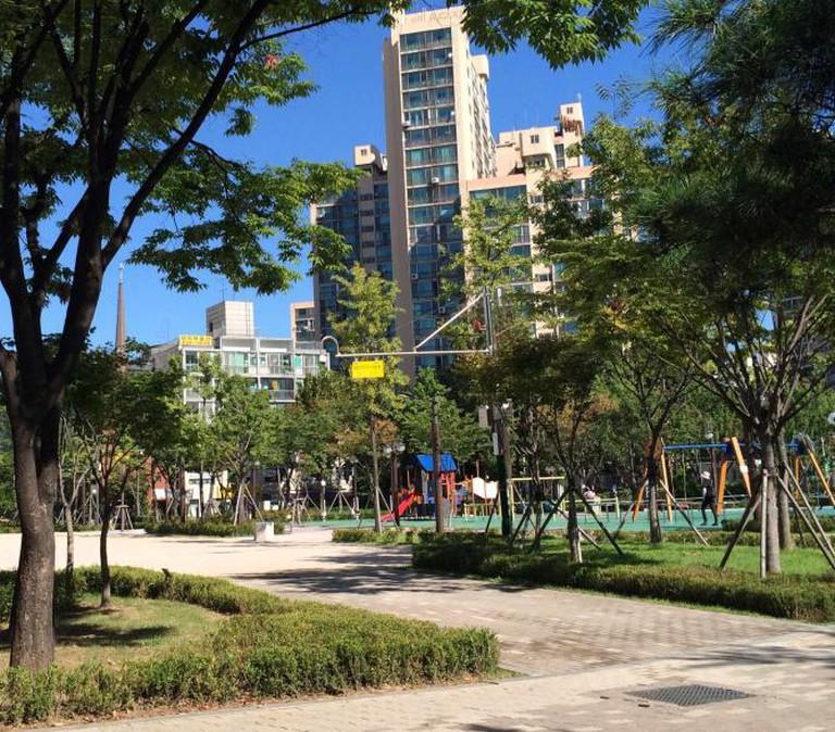 Guui Park | Courtesy of Rebecca Biage