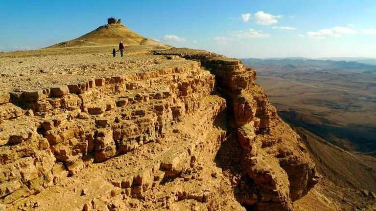 Makhtesh Ramon - Ramon Crater | © Avi-Yotham/WikiCommons