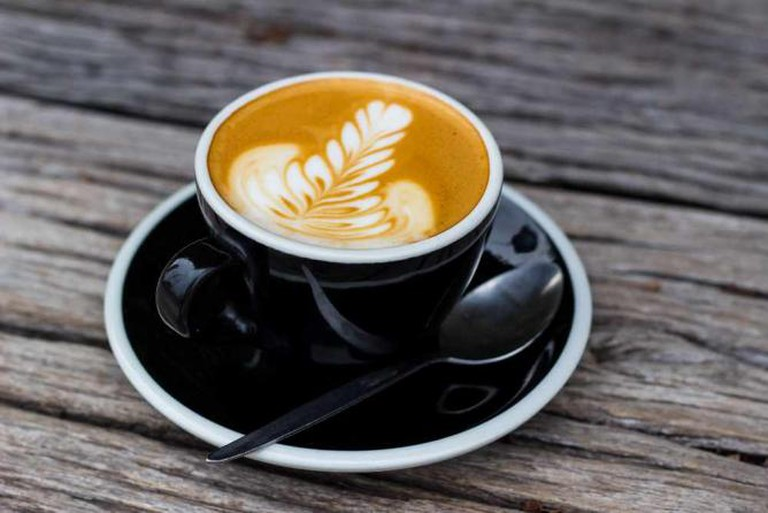 Flat white | Image courtesy of Bunker