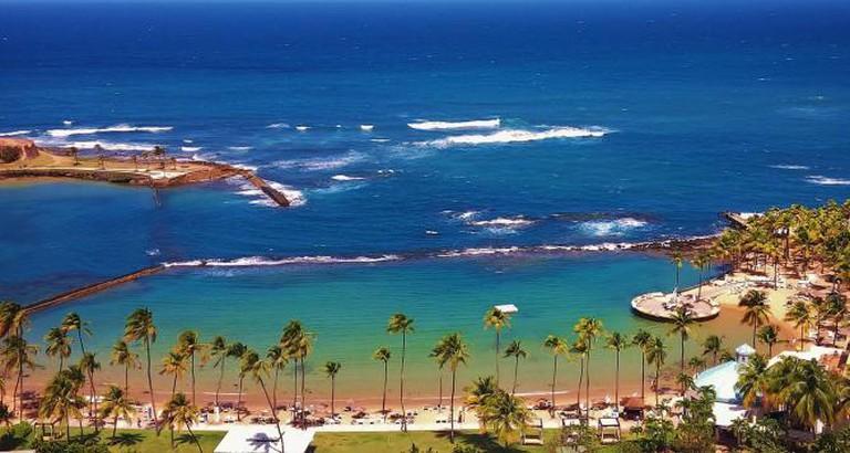 Caribe Hilton Private Beach | © Angel Xavier Viera-Vargas/Flickr