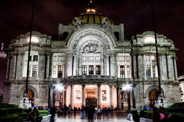Palacio de Bellas Artes | ©Reklebak/Flickr