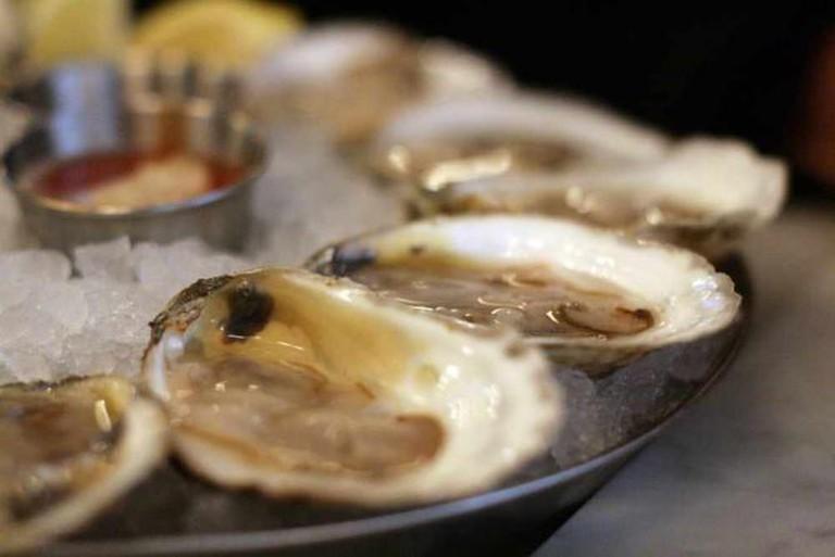 Oysters | ©Jules Morgan/Flickr
