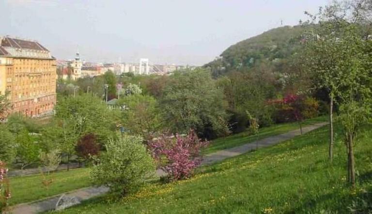 Tabán Park | © Tamas Szabo/Wikicommons