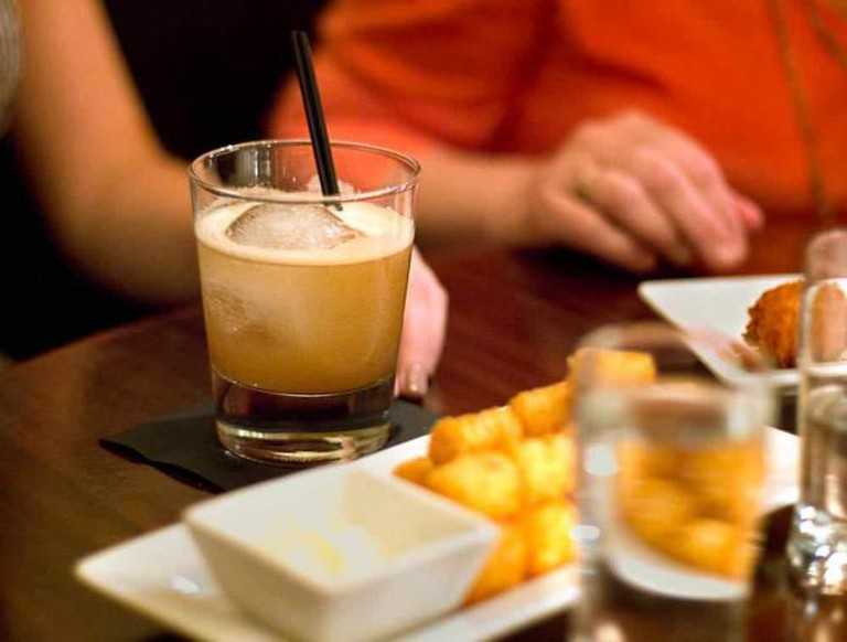 'The Chapless Bell', a drink served at The Patterson House
