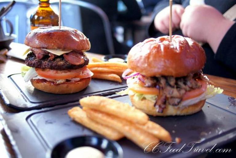 Miel Container burgers   © @ccfoodtravel/Flickr