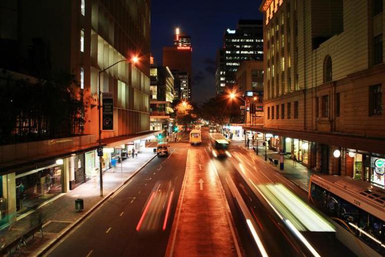Adelaide St | © David de Groot/Flickr