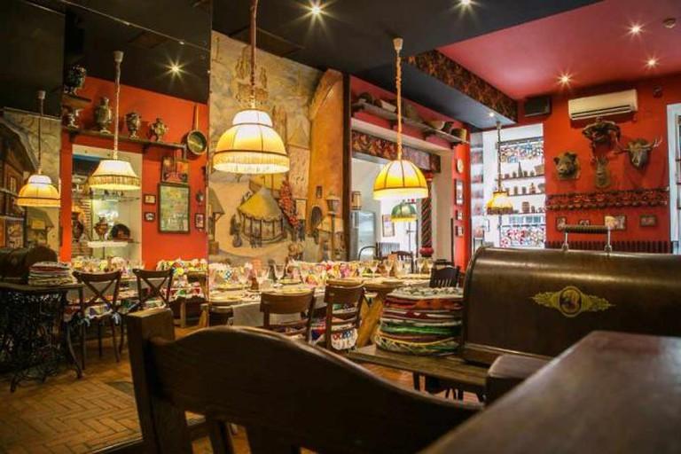 Na Zdorovye! Restaurant | Image courtesy of Na Zdorovye! Restaurant