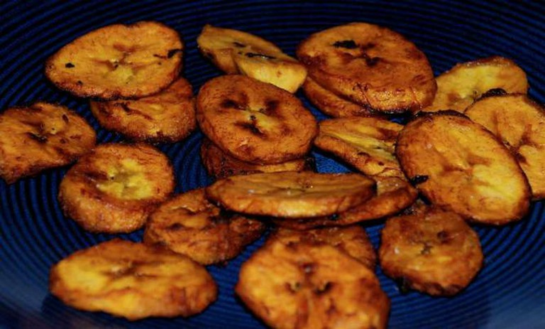 Fried Plantains | © Valerie Hinojosa/Flickr