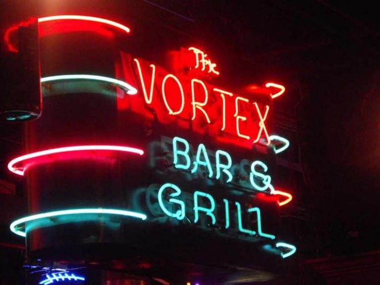 The Vortex Bar & Grill | © Rhea C/ Flickr