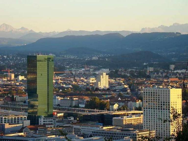 Zürich West | © Thomas Woodtli/WikiCommons