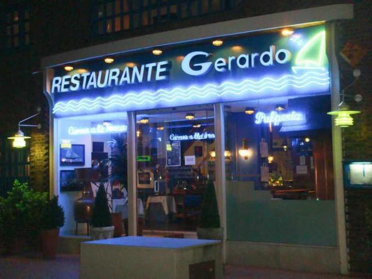 Restaurante Gerardo | © Pablo Monteagudo/Flickr