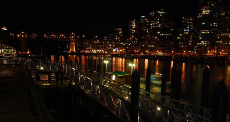 Vancouver by night | © Gord McKenna/Flickr