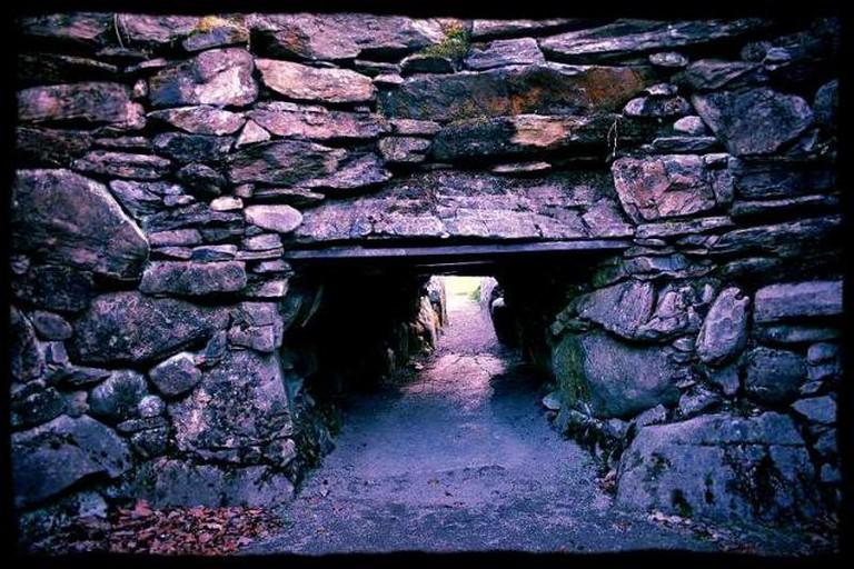 Corrimony Chambered Cairn