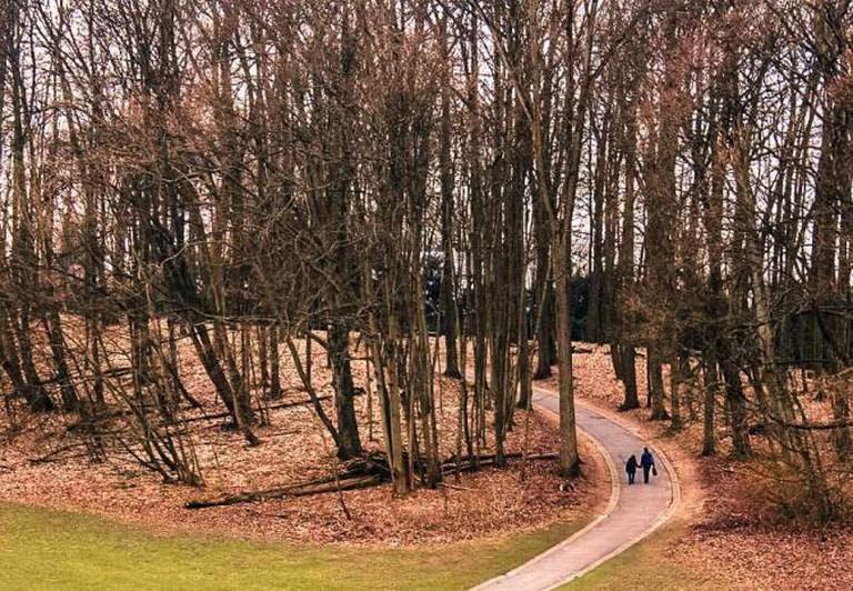 Parc de Woluwe et étangs Mellaerts© IoannaSakellaraki