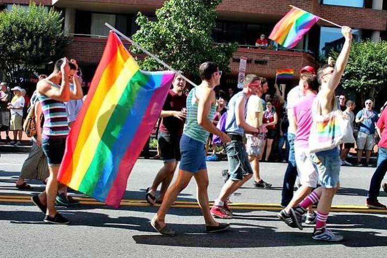Pride parade | © Elvert Barnes/Flickr