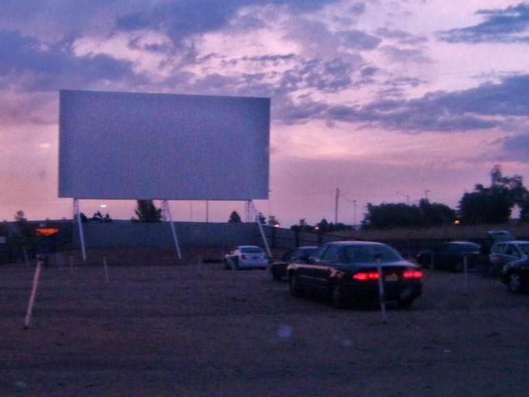 Drive-In Movie | © Bradley Gordon/Flickr