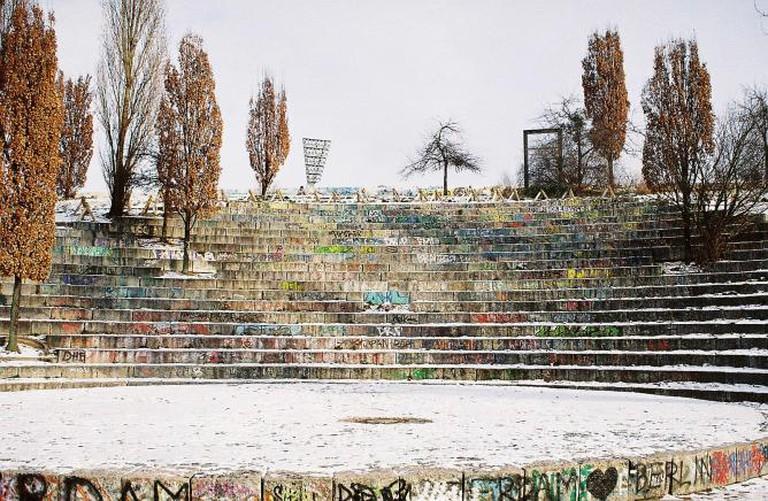 Berlin's Mauerpark | © k_tjaaa/Flickr