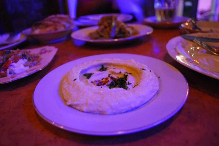 House-made Hummus AUD10 - Gigibaba | © Alpha/Flickr