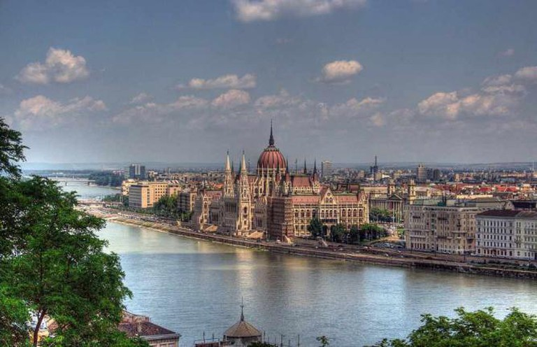 Parliament building seen from Buda   © mauricedb/Flickr