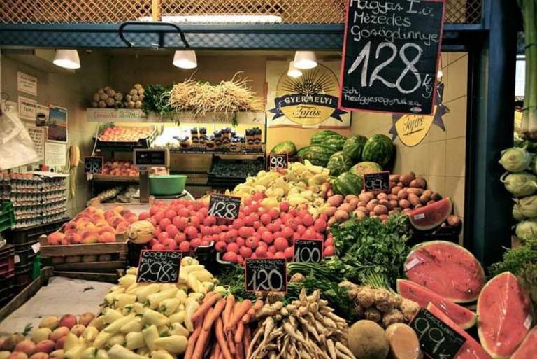 Stall at the Central Market | © Alex Proimos/Flickr