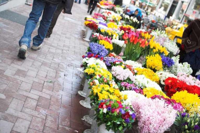 Flowers at Nişantaşı | © Semih Hazar/Flickr