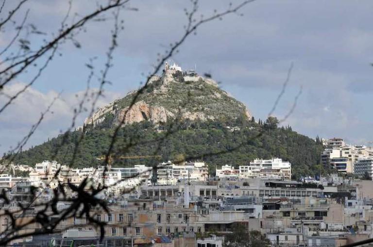 (1) Saint George, Lycabettus, Athens. | © Στέλιος Δ/Flickr