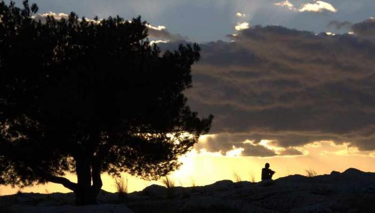 his fortress of solitude .... | © Konstantinos Petrakopoulos/Flickr