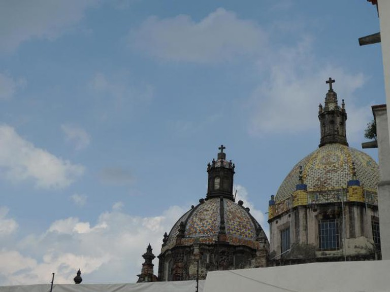 San Angel, Mexico City | © Mark Hogan/Flickr