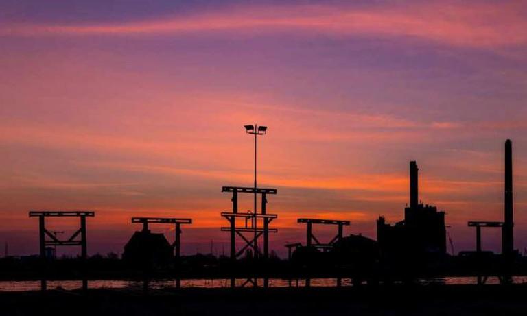 Copenhagen sunset   © Thomas Rousing/Flickr