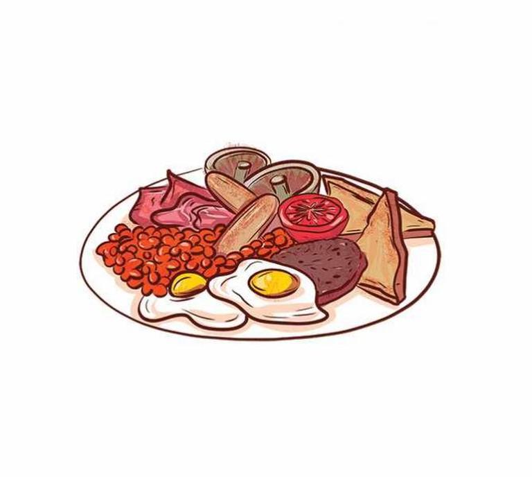 English Breakfast | Courtesy of Edward McGowan, Eating London