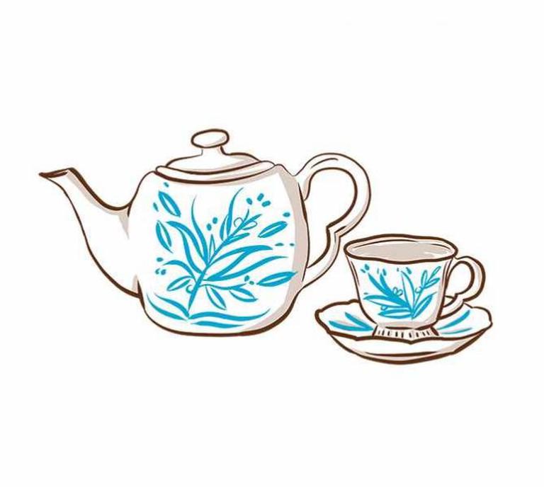 Tea | Courtesy of Edward McGowan, Eating London