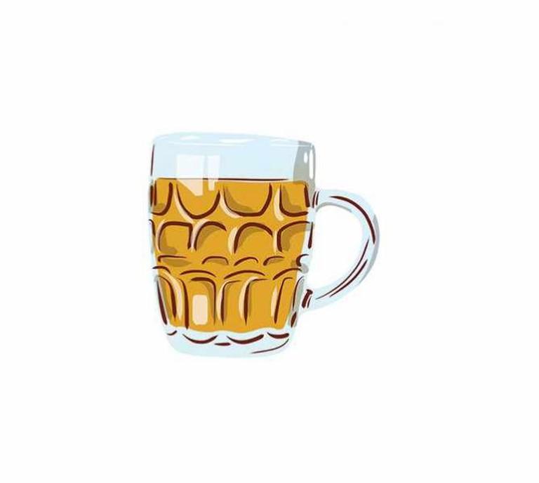 Beer | Courtesy of Edward McGowan, Eating London