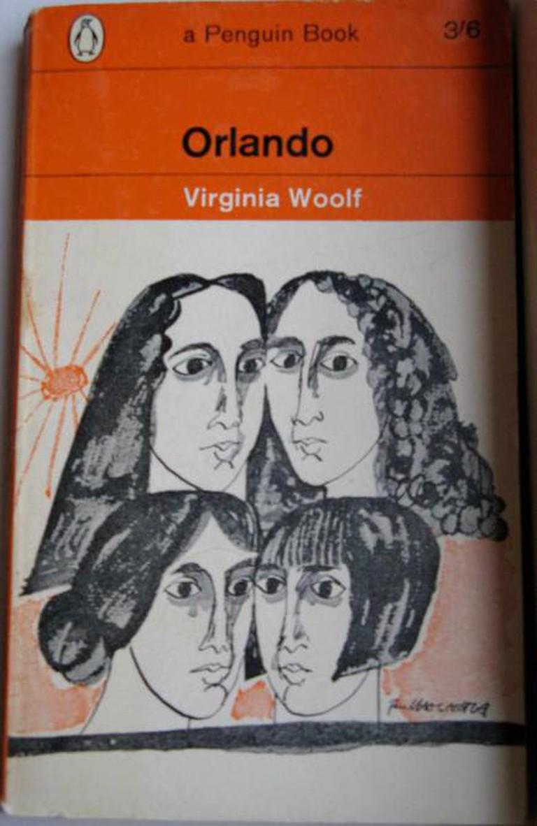 Virginia Woolf's Orlando | © crowbot/Flickr