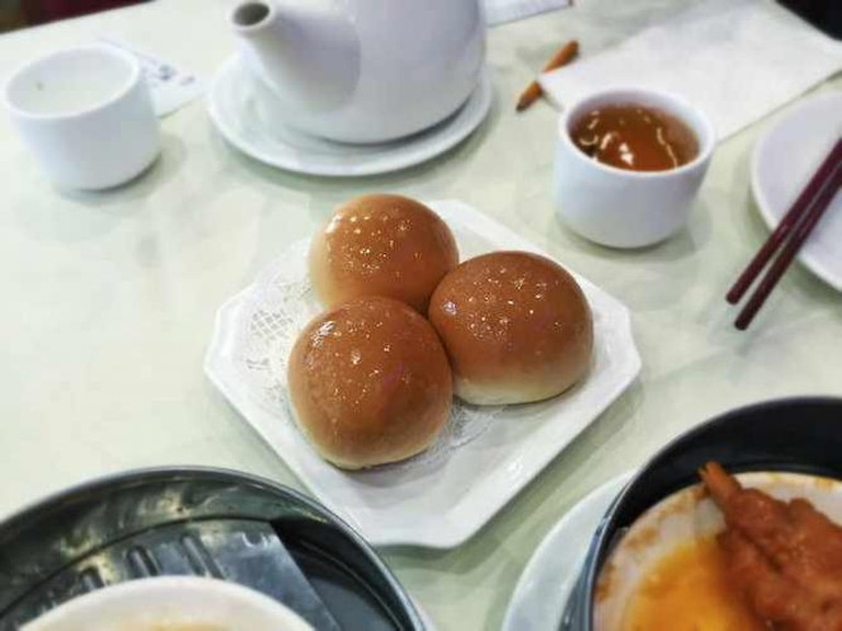 Baked Pork Buns / © T.TSeng/Flickr