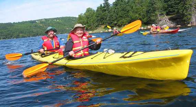 North River Kayak Day Tours