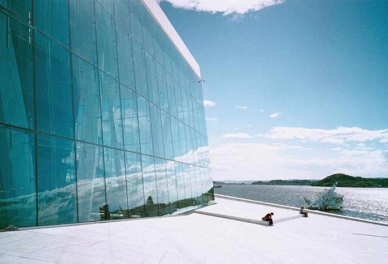 Operahuset © SkyDivedParcel/Flickr