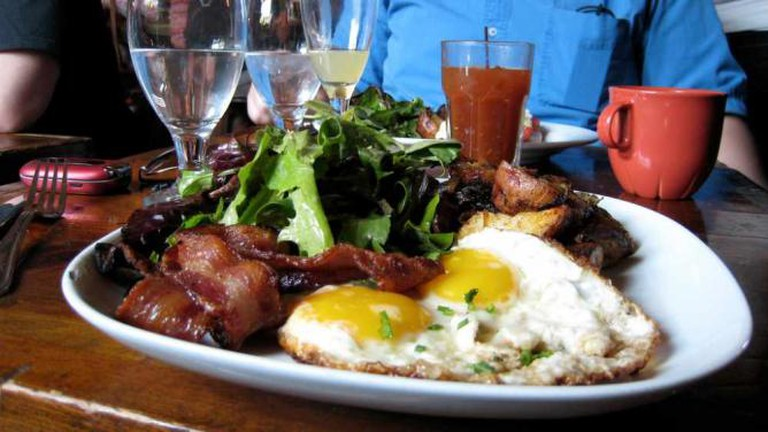 Start the day with Brunch in Richmond | © Erica Firment/Flickr