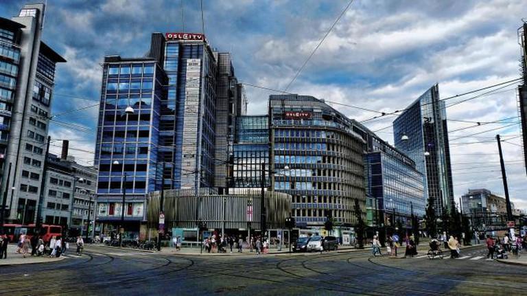 Central Oslo © Mariano Mantel/Flickr