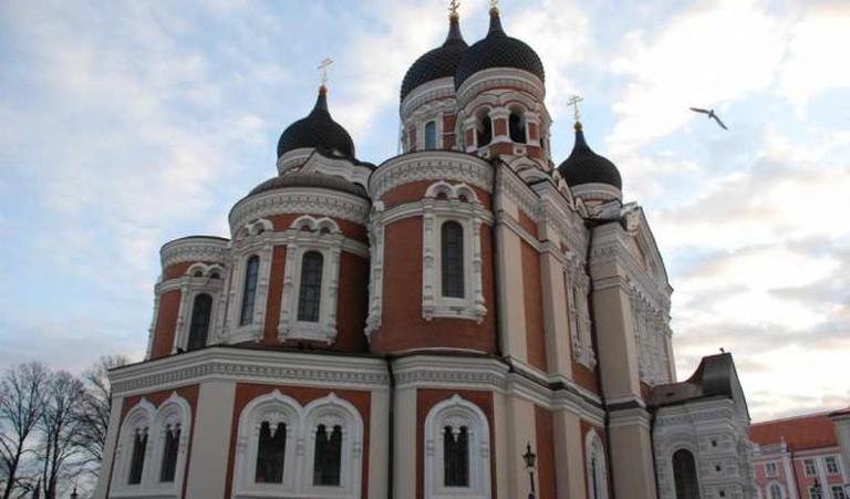Aleksander Nevski Cathedral