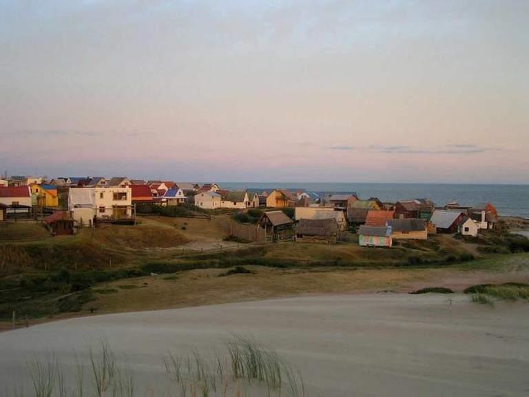 Sunset at Punta Del Diablo I