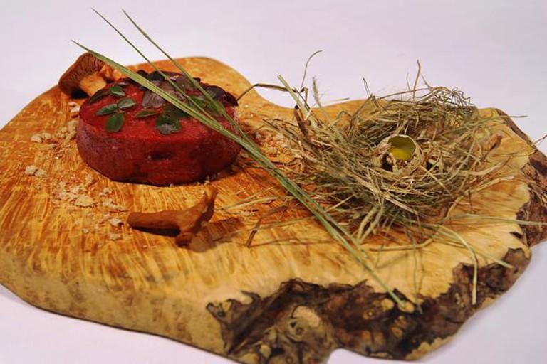 Dinner Menu | © Restaurant & Bar Cristal