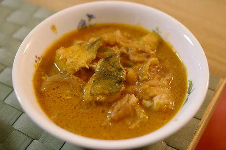Flatfish curry | © pelican/Flickr
