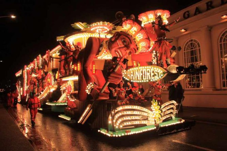 Weston-super-Mare Carnival | © Geof Sheppard/Wikicommons