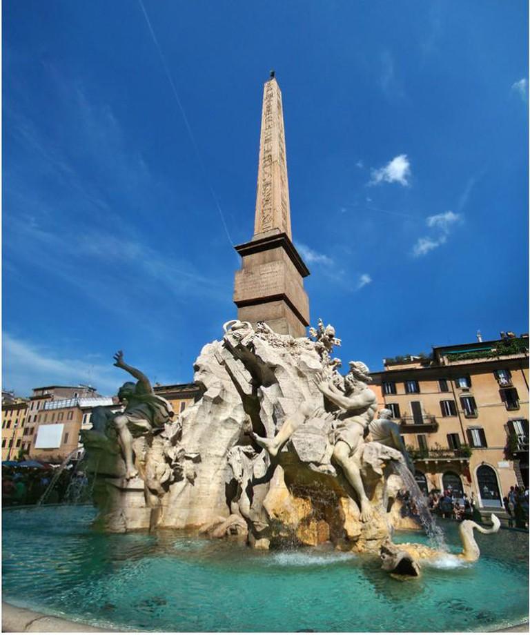 Piazza Navona | © Tango7174/WikiCommons
