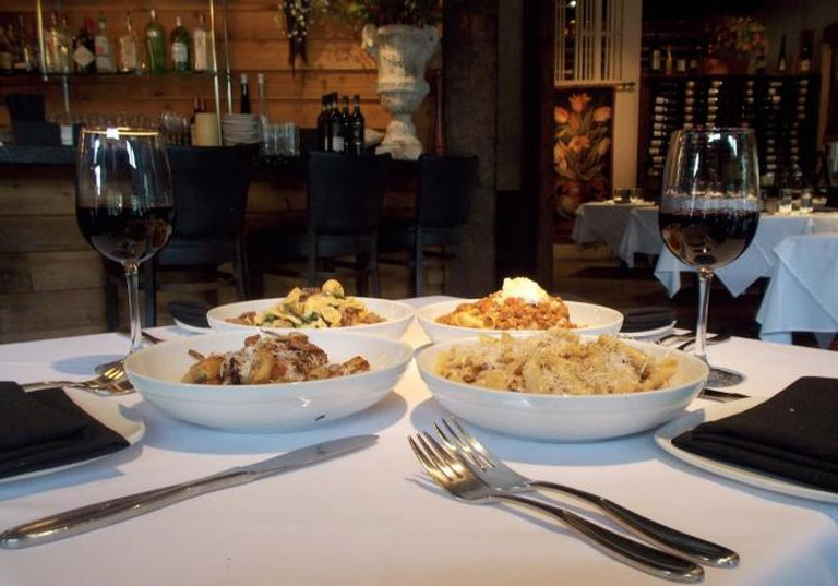 Valenza Dining | Courtesy of Word of Mouth Restaurants